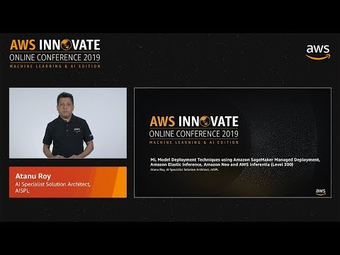 ML Model Deployment Techniques using Amazon SageMaker Managed Deployment