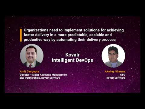 Kovair DevOps - Organizations need to implement solutions to achieve faster delivery