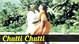 Tamil Hit Song | Chinna Gounder | Chutti Chutti | Vijayakanth Suganya Hit Song