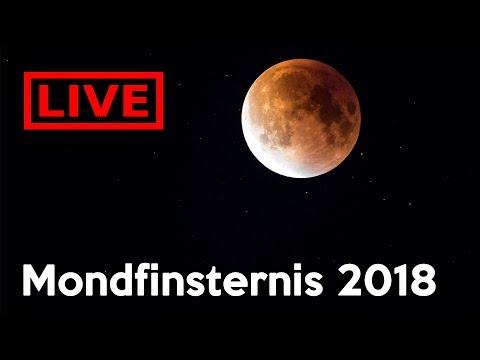 Mondfinsternis 2018 Livestream Blutmond Achtung Satire