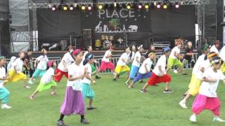 MY matsuri   助川ダンスカンパニー  さん / Hi-tachi DANCE 雨情MIX