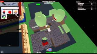 Roblox: Build to Survive the Zombies by DANGERTIM112 part 3