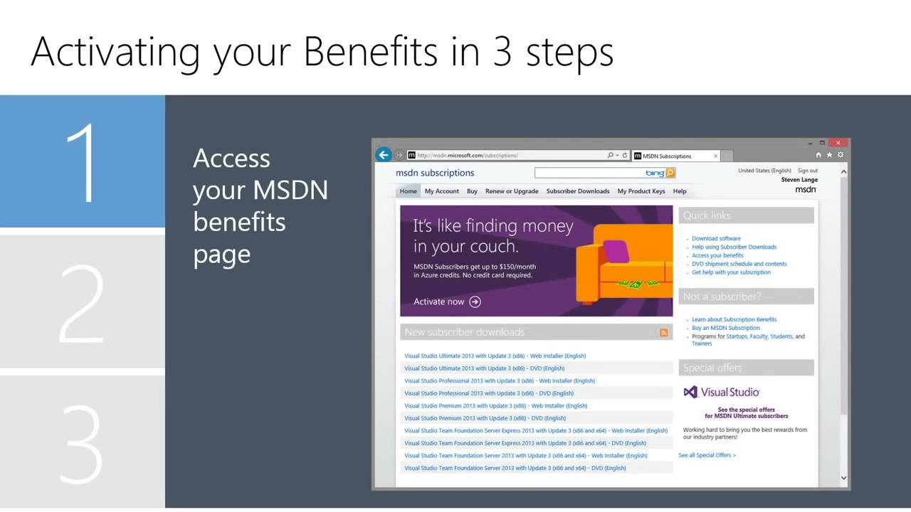 Msdn Subscription Login