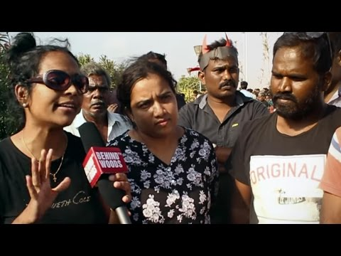 Meet the team who started the Marina protest - how did they gather the huge support?