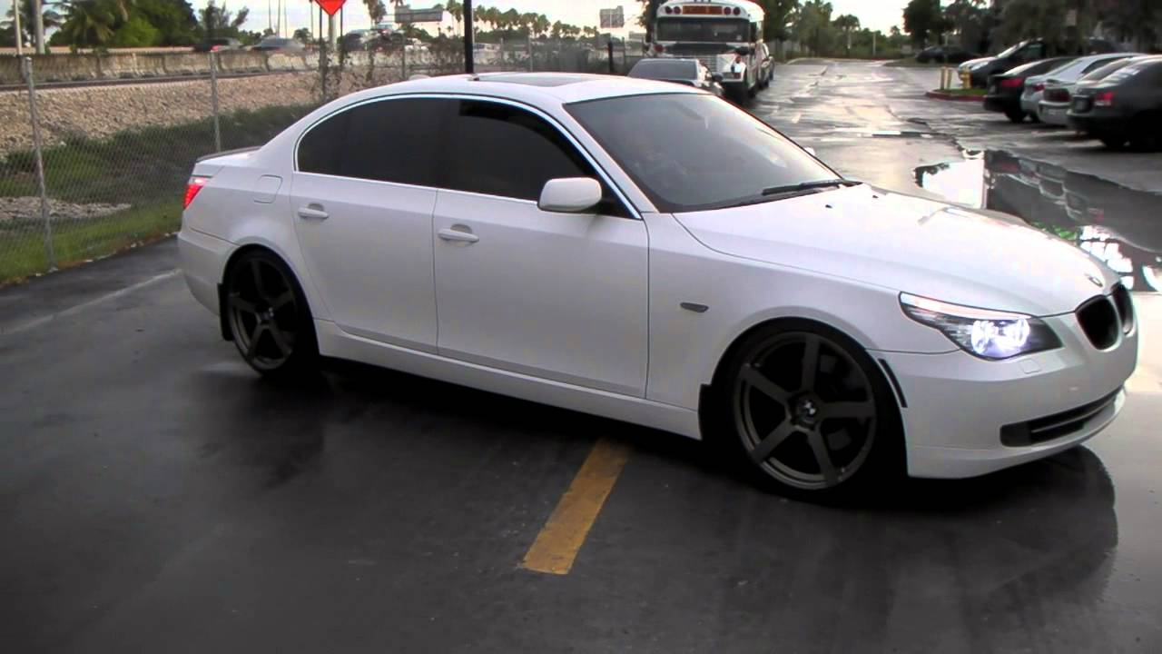 DUBSandTIRES 20 Inch TSW Panorama Bronze Wheels 2010 BMW 5 Series Rims Hallandale Ft Lauderdale