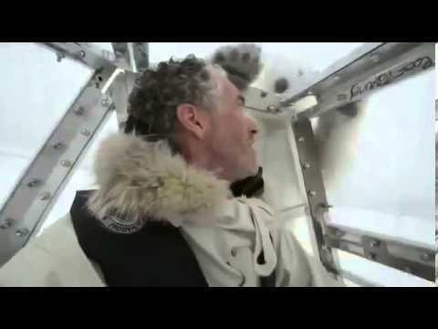 Starving Polar Bear Attacks Gordon Buchanan Cameraman MEGAFAILED
