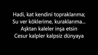 Make me yours tonight / Al, götür beni - Lara Fabian, Mustafa Ceceli (With lyrics)