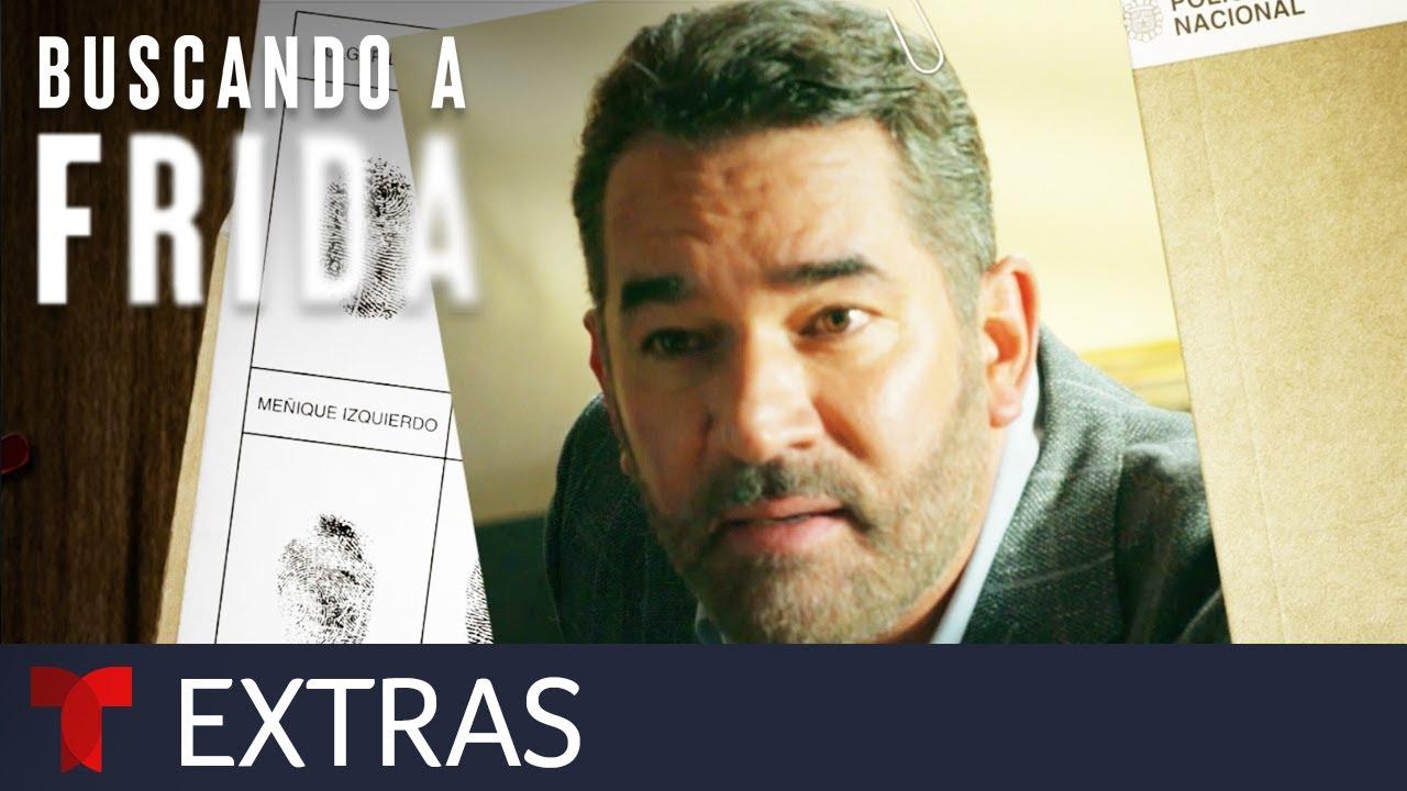 Buscando a Frida | Los interrogatorios de Buscando A Frida | Telemundo Novelas