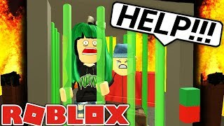 TRAPPED FOREVER in ROBLOX ft. VuxVux