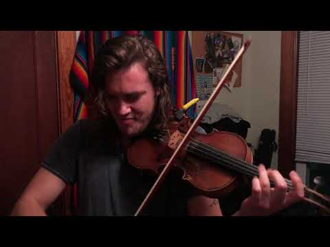 This Will Destroy You - A Three Legged Workhorse (Josh Knowles Violin Loop Cover)