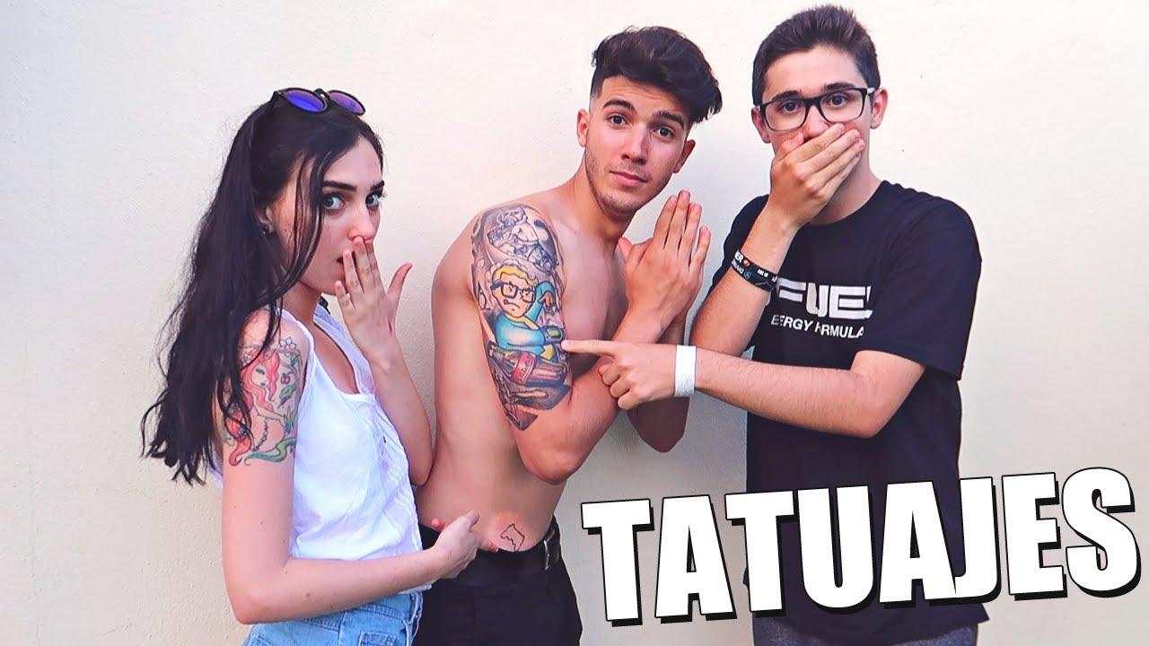 logan g tatuajes