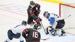 Jääkiekon U20 MM 2020 | Välierä | Suomi-Kanada