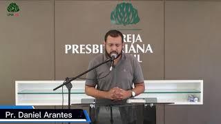 28/03/21 | 1 Coríntios 10.31 | Rev. Daniel Arantes | A mordomia do corpo