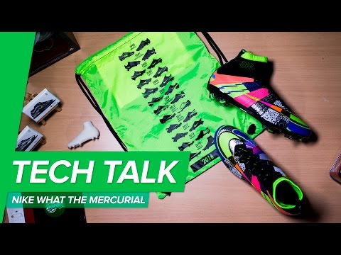 Nike What The Mercurial Superfly IV Tech Talk | 18 Years Of Speed All In One Boot