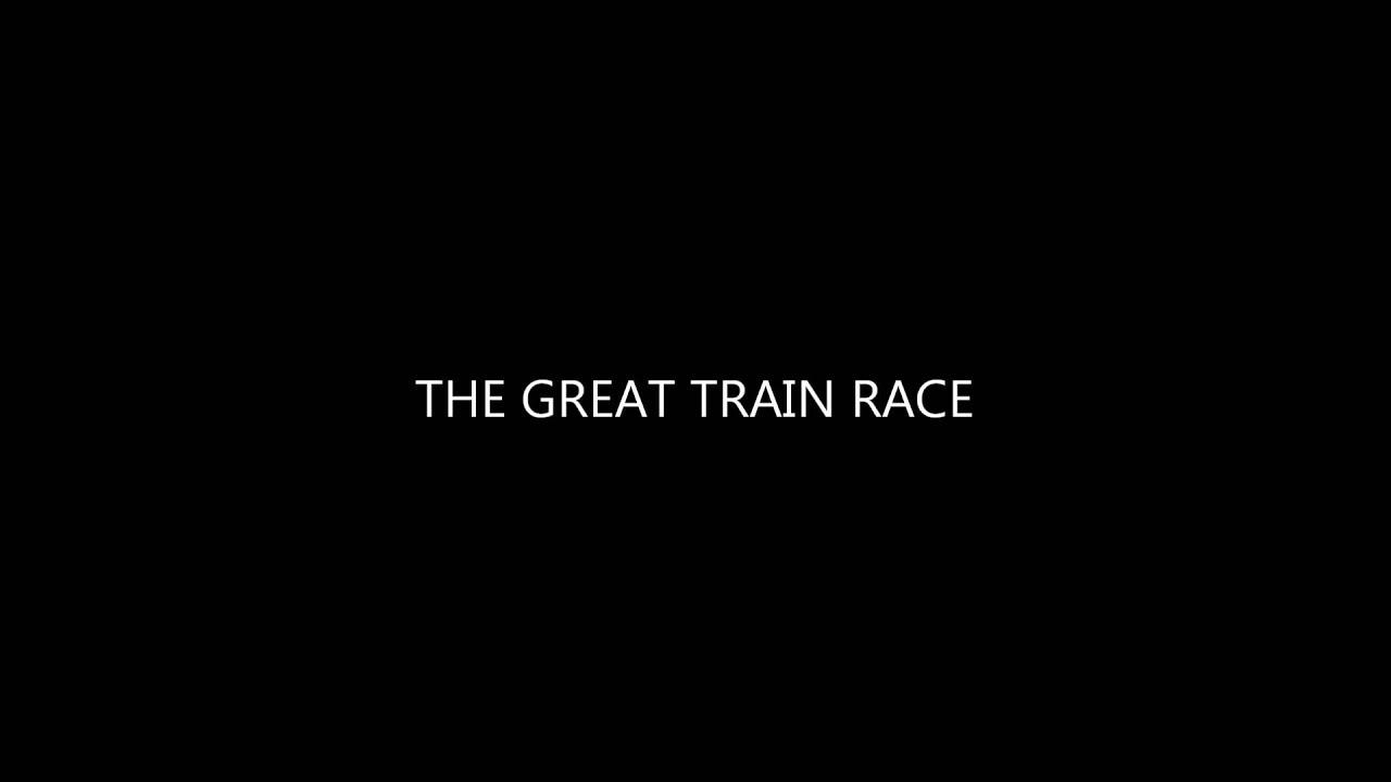 The Great Train Race By Ian Clarke