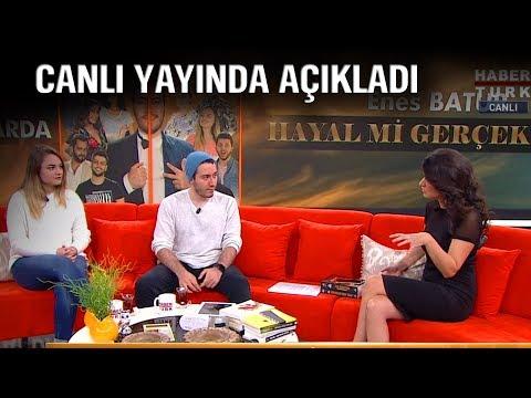 Enes Batur ödülünün geri alınmasıyla ilgili konuştu!