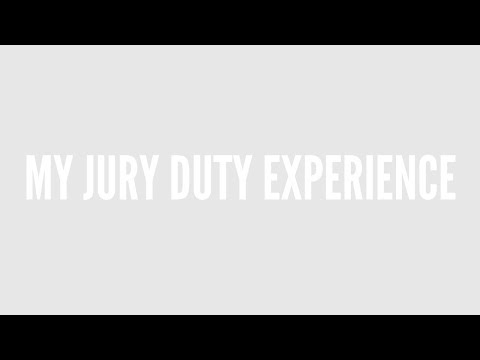 My Jury Duty Experience on a Domestic Abuse Case
