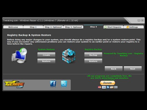 pc repair software tool kit