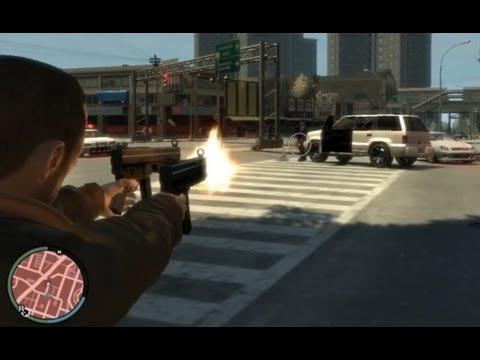Dual Wielding Style Mod - GTA IV [Release]