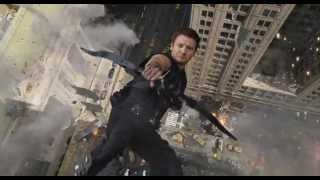 Marvel's The Avengers - Official Trailer (Telugu dubbed) - In India cinemas April 2012