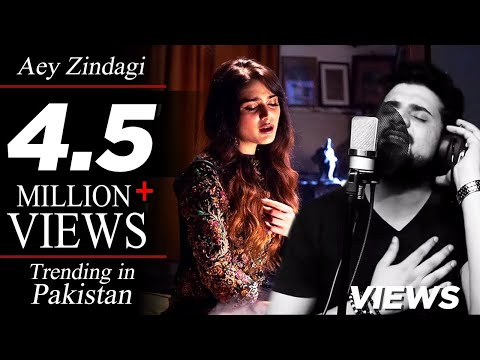aima-baig-and-nabeel-shaukat's-biggest-romantic-hit-of-2019-|-aey-zindagi-|-desi-tv-|-c1-shorts