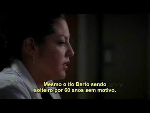 Greys Anatomy Callie Torres 6x05 Callie And Her Dad