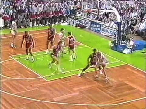 Boston Celtics vs Chicago Bulls Game 1 Highlights: 1987 Playoffs Round 1