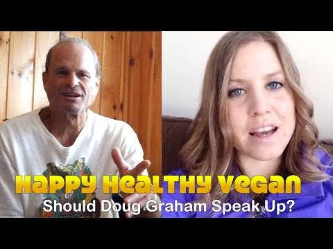 Should Doug Graham Speak Up?