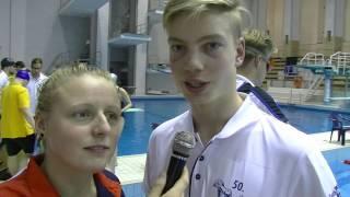 Finswimming 2016 - Rostock 50. Pokal