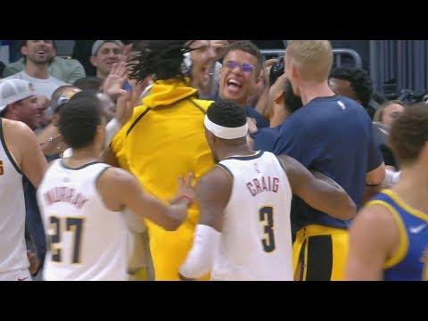 Curry Passes Pierce 3s! Hernangomez Game Saving Block! 2018-19 NBA Season