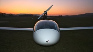 Pipistrel Taurus Self Launch Glider, A closer look.