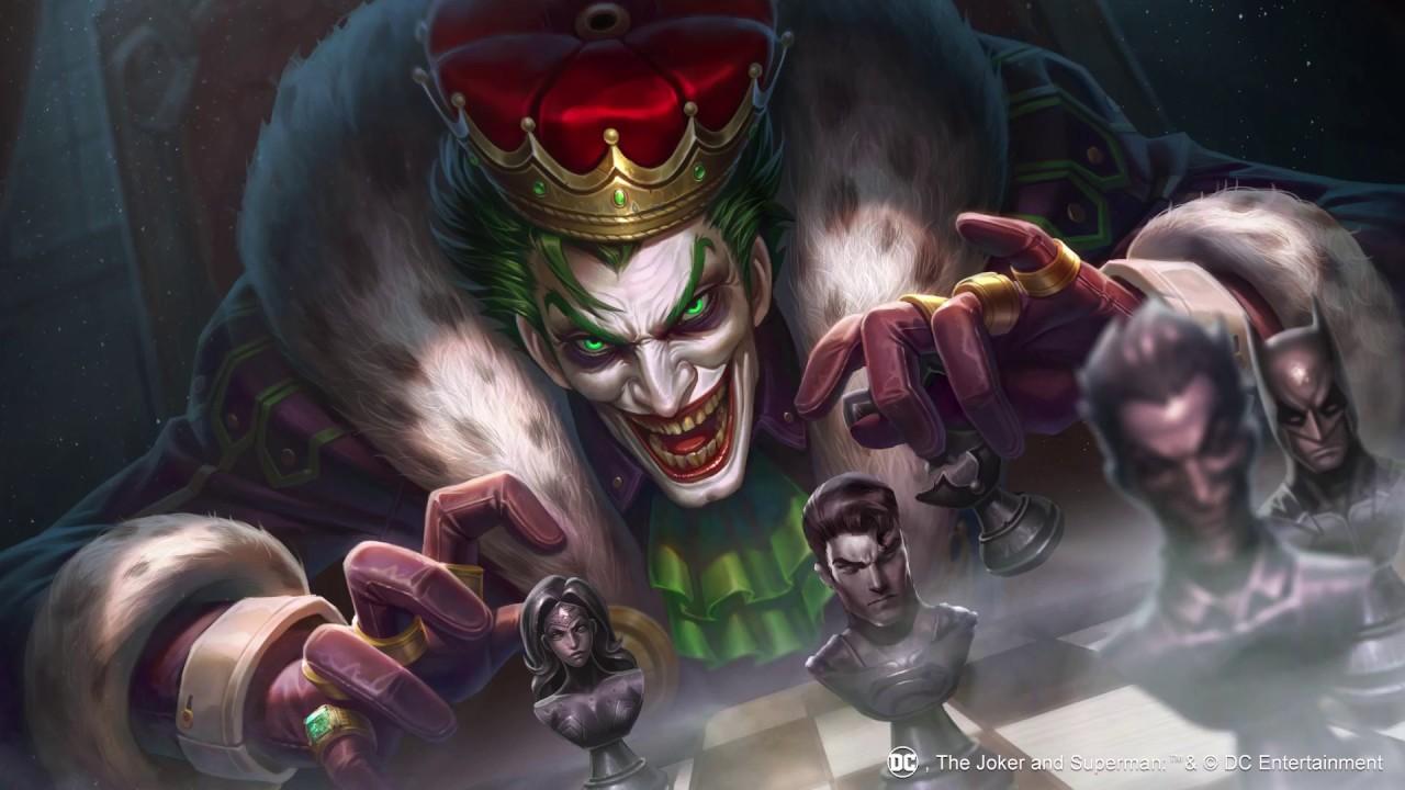 《Garena傳說對決》小丑「皇帝小丑」造型展示影片 - YouTube