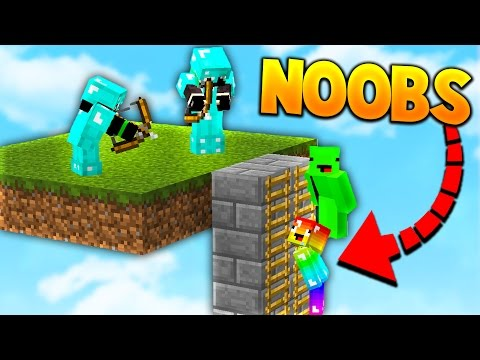 PRO'S VS NOOBS! | Minecraft BED WARS with PrestonPlayz
