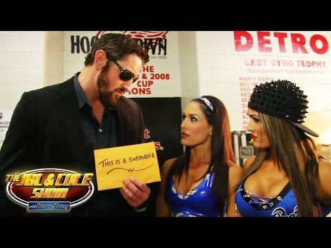 Handing Out Subpoenas - The JBL & Cole Show - Ep. #67