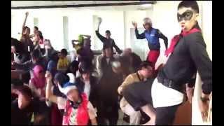 Harlem Shake Indonesia Cimahi Creative Association (CCA)