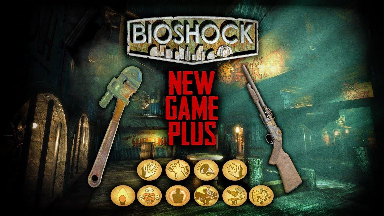 new game plus in bioshock 2