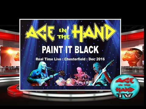 Paint It Black - Ace in the Hand Live in Chesterfield