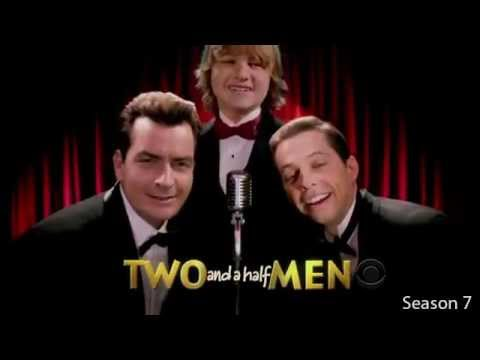Two and a Half Men - All intros