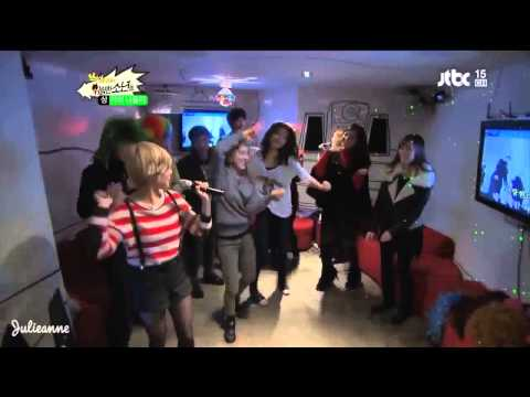 SNSD Choi Sooyoung Funny Moment - Happy Birthday 2