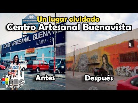 EL CENTRO ARTESANAL BUENAVISTA   DE LA FAMA AL OLVIDO
