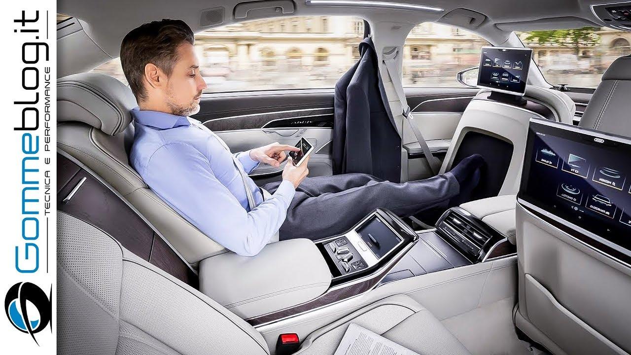 2019 Audi A8 Interior Youtube