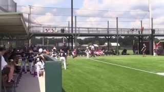 Banditos Baseball #11 Caiden