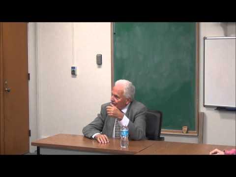 "Brownbag: ""Poland's Future: Politics and Personalities,"" Jerzy Wiatr (University of Warsaw). 11/5/13"