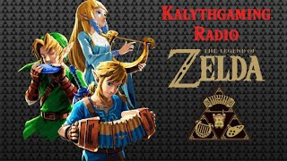 Kalythgaming Radio 09) The Legend of Zelda