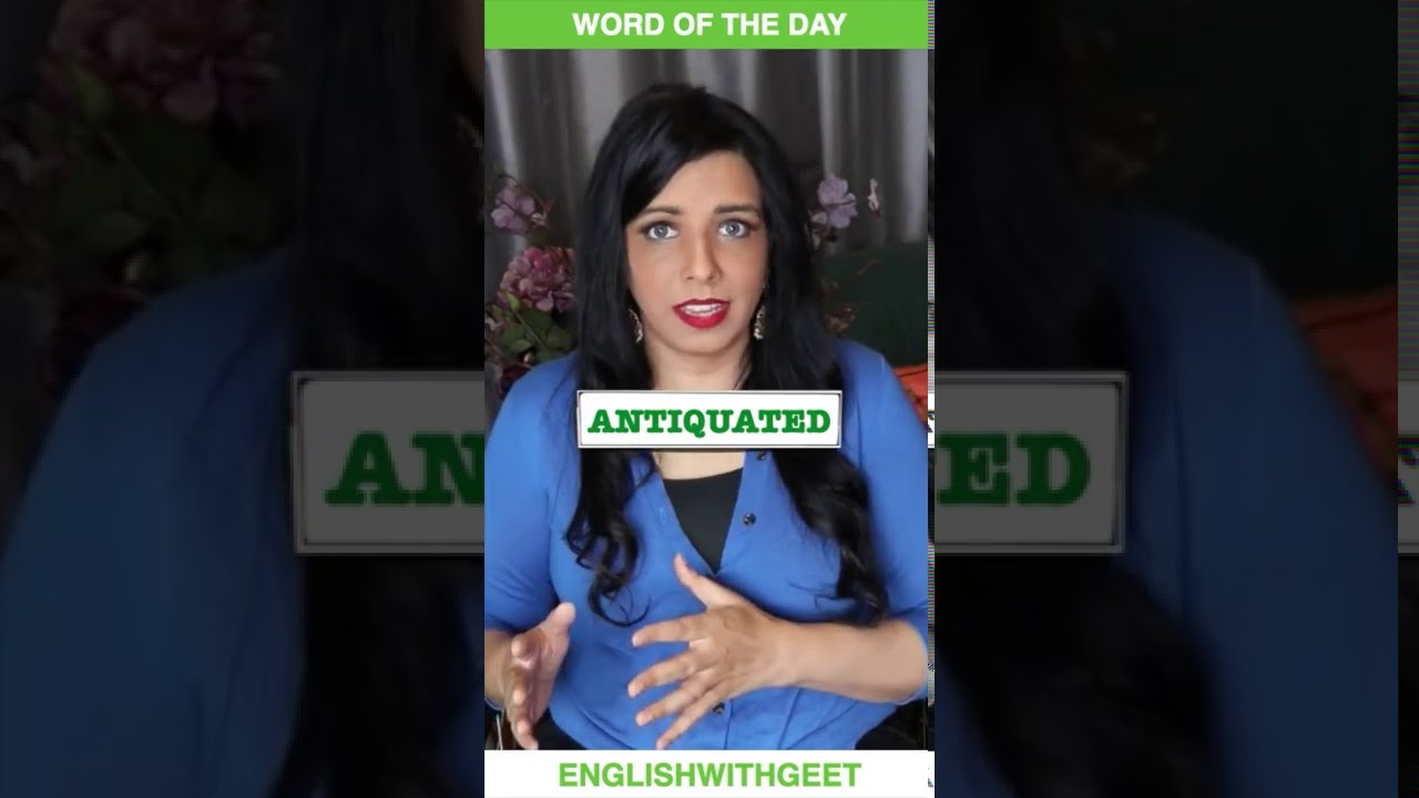 Advanced English Vocabulary Words Phrases | English Speaking Practice | English With Geet | #Shorts