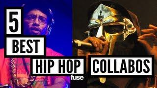 Download 5 Best Hip Hop Collabo Albums: Jay-Z, Kanye, MF Doom, Madlib MP3 song and Music Video