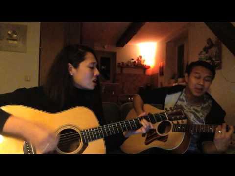 Jenniffer Kae and Kendrick  - Heartless (Justin Nozuka Cover)