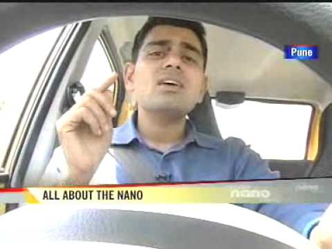 How does the Tata Nano drive?