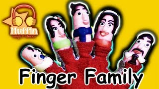 Repeat youtube video The Finger Family (Daddy Finger) | Family Sing Along - Muffin Songs