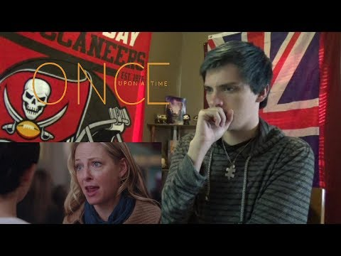 Once Upon A Time - Season 1 Episode 13 (REACTION) 1x13